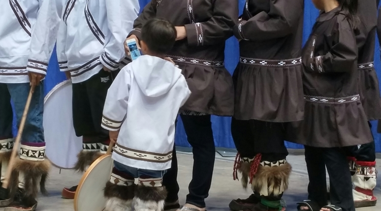 Working in partnership with the National Indian Child Welfare Association, the Native Nations Institute researchers reviewed 107 tribal child welfare codes from tribes across the U.S. (Photo credit: Rachel Starks/Native Nations Institute)