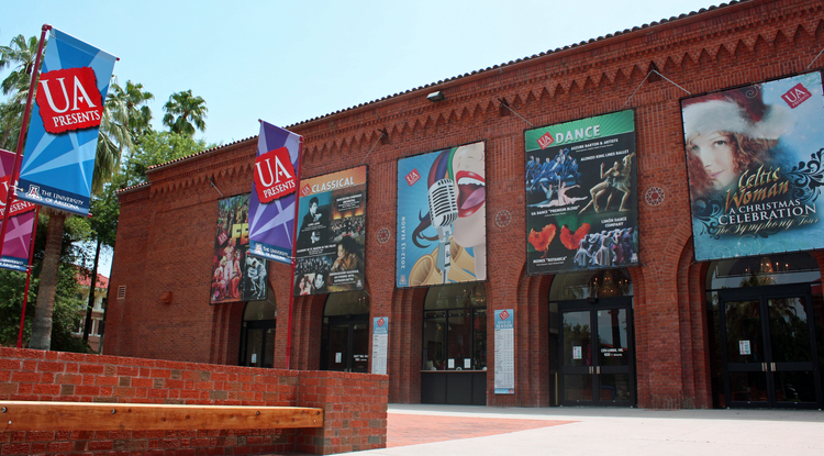 UApresents has launched a student-run group responsible for helping the University's arts organization market events and to offer support during certain shows. (Beatriz Verdugo/UANews)