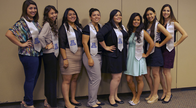 The Arizona Assurance program was established in 2008. This weekend, the third class of scholars will graduate (Photo credit: Beatriz Verdugo)
