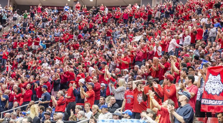 (Photo courtesy of Arizona Athletics)