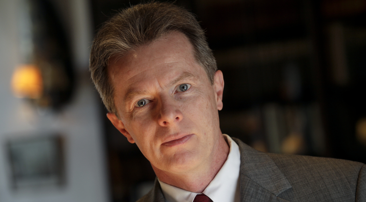 David Schmidtz, director of the Center for the Philosophy of Freedom (Photo: UA Foundation)