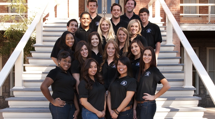 The UA has receive an award for the successful implementation of the TIPS program, one that educates fraternity and sorority members, among other students, about alcohol use. (Photo courtesy of Fraternity and Sorority Programs)