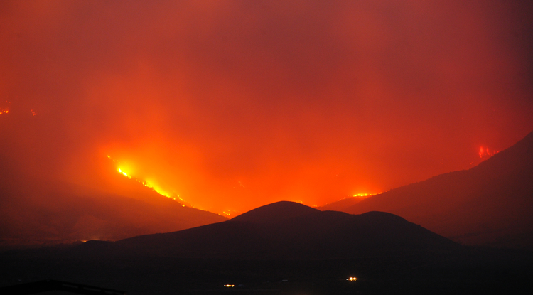 FireScape takes a scientific approach to fire management in Arizona's sky islands.