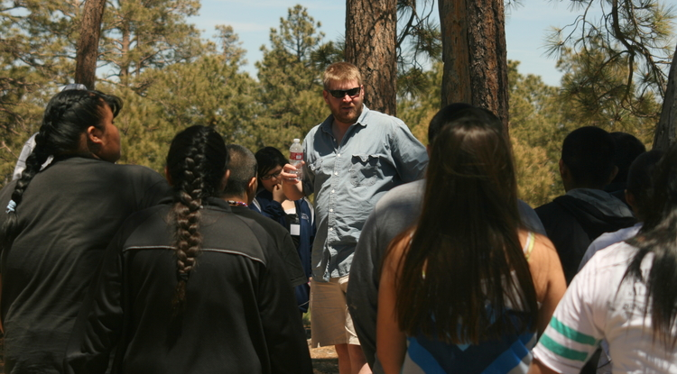 For the Walatowa High Charter School students, benefits of the recent UA excursion were manifold: Students were introduced to Arizona state universities, informed about UA fire ecology research around their home communities and learned about fire ecology from a scientific and cultural perspective in ways meant to inform their future studies and professional careers.