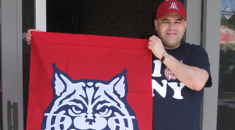 Jeff Plevan was a committed Wildcat who enjoyed his time at the University of Arizona and his alumni activities with the New York City MetroCats.