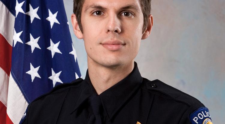 UAPD officer Andrew Lincowski (Photo: UAPD)