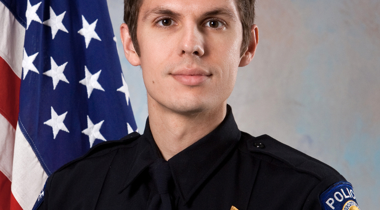 UAPD officer Andrew Lincowski (Photo: UAPD)