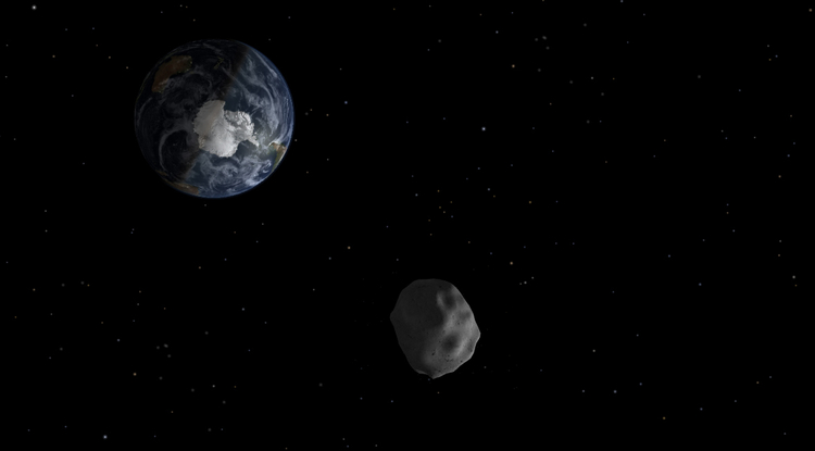 Small near-Earth asteroids are important targets of study because not much is known about them. By characterizing the smallest of the bunch, scientists can better understand the population of objects from which they originate: large asteroids, which have a much smaller likelihood of impacting Earth. 