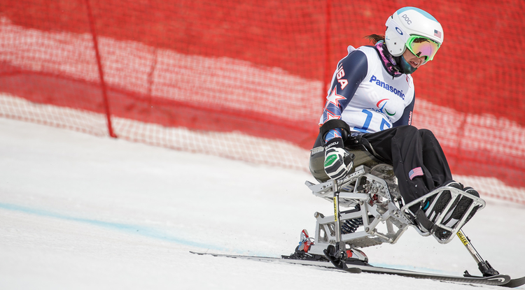 Alana Nichols says her experience at the UA helped prepare her to compete at the Paralympics in Sochi, Russia. (Photo credit: USOC/Joe Kusumoto)