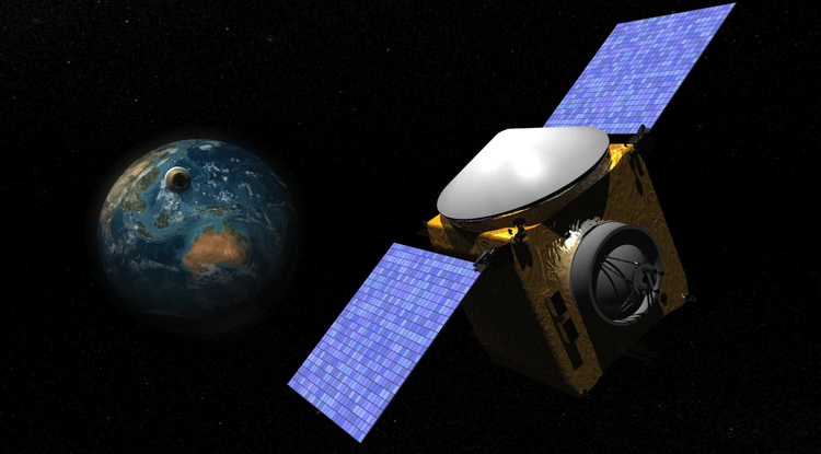 Scheduled for launch in 2016, the OSIRIS-REx will travel to asteroid Bennu, scoop up a sample of pristine material leftover from the formation of the solar system, and return it to Earth in 2023.