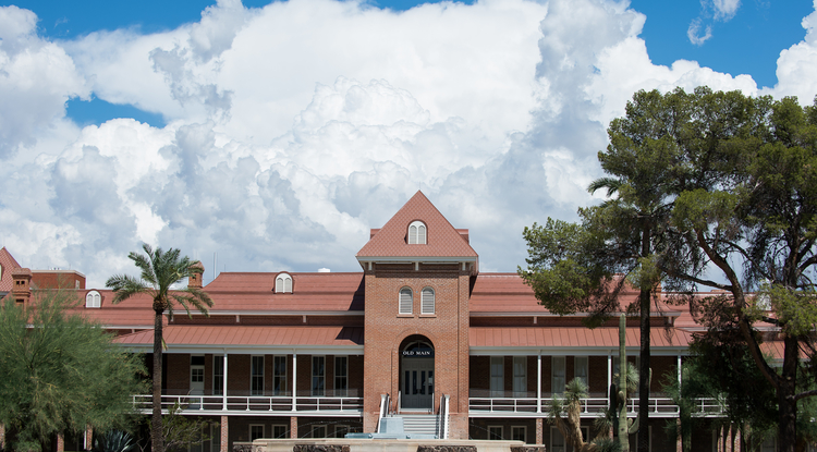 arizona architecture old main reopens its doors uanews