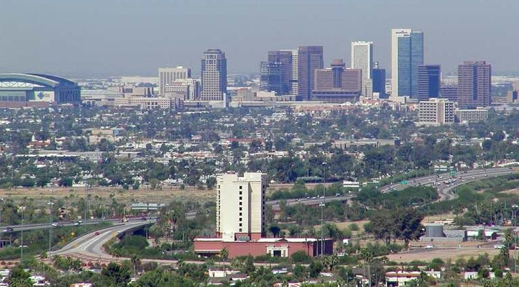 UA researcher Joe Galaskiewicz is studying the impact of economic recession in the Phoenix metropolitan area.