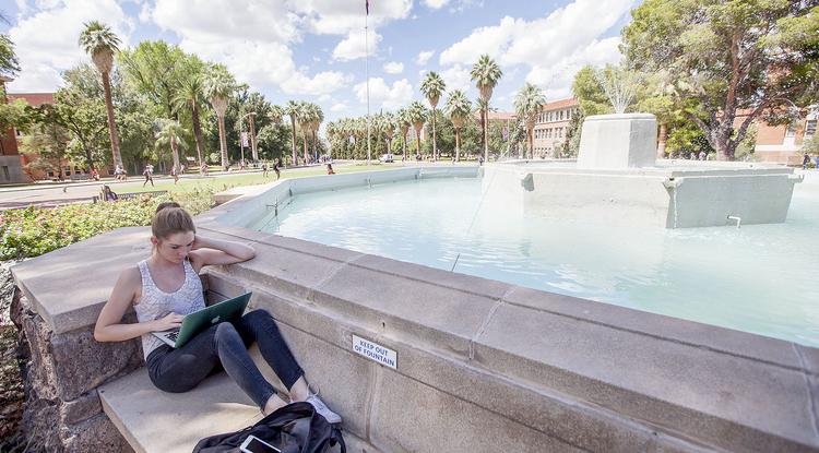 UA Scores High Marks From Princeton Review's Survey UANews