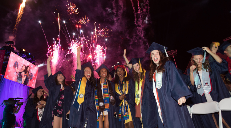 All UA graduates are now eligible for benefits, discounts and special offers as general members of the UA Alumni Association. (Photo: UA Alumni Association)