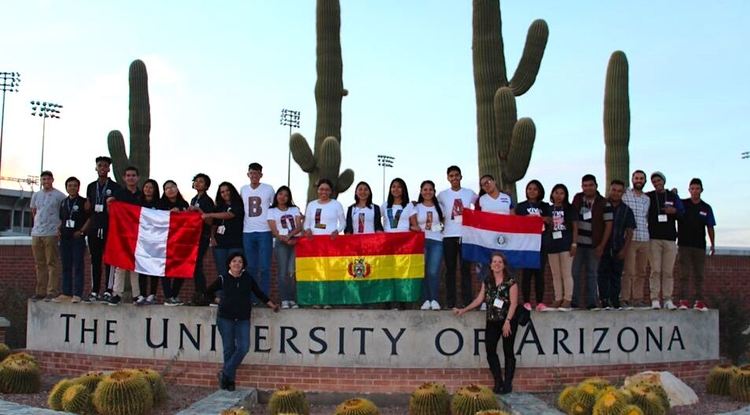 Sharing Culture With Latin American Student Leaders UANews - Paraguay culture