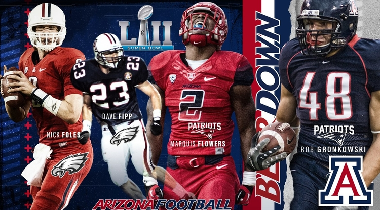 promo code 7f92e ffe6e Super Bowl Has UA Written All Over It | UANews