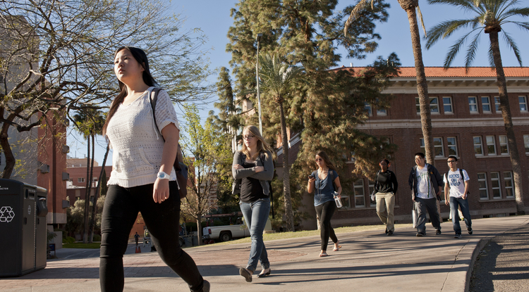 (Photo credit: Paul O'Mara, University of Arizona RedBar)