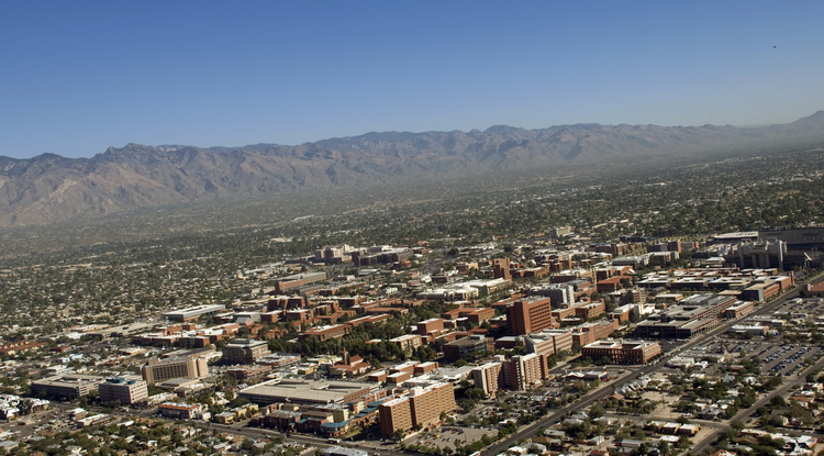 Photo courtesy of University of Arizona RedBar