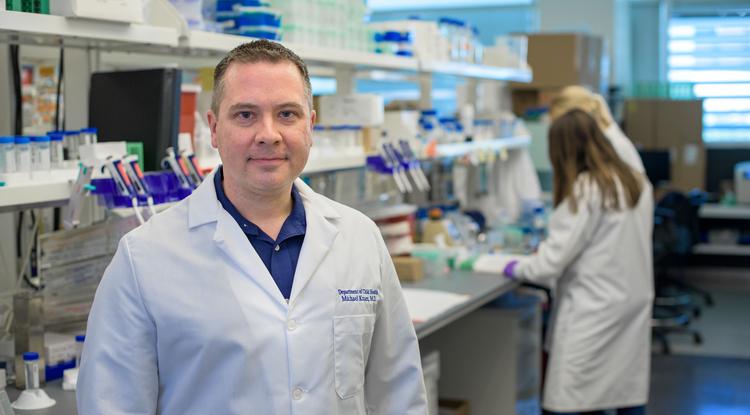 Dr. Michael Kruer (Photo: Sun Czar Belous)