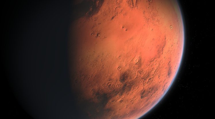 Images and data from the UA's Mars HiRISE camera are being used to help visually impaired students gain interest in scientific exploration and study.