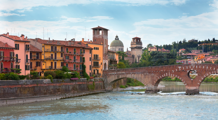 Students will spend three weeks in Verona, Italy.