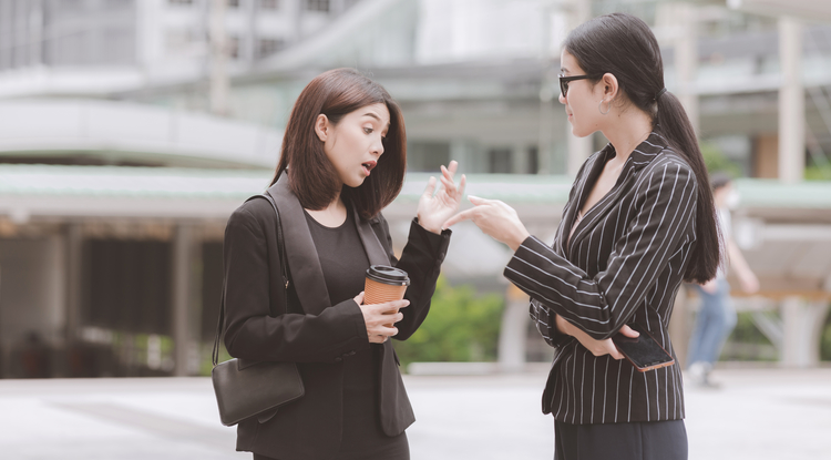 Women are more likely to experience workplace incivility — low-intensity deviant behavior with ambiguous intent to harm — at the hands of other women, according to new research by UA professor Allison Gabriel.