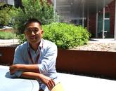 Associate professor of neurology Rui Chang. Photo credit: Alison Mairena/Tech Launch Arizona