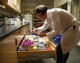 Colleen Janczak, Ph.D., in the lab. Photo: Paul Tumarkin/Tech Launch Arizona