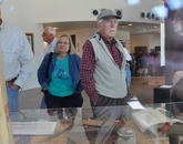 The Laboratory of Tree-Ring Research offers free one-hour tours led by docents. (Photo credit: Patrick McArdle/UANews)