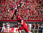 Arizona came out in the second half and marched right down the field for a touchdown.