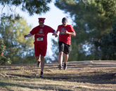 Before the Wildcats and Sun Devils chased a victory, their fans did the same at the Rivalry Rage 5K.