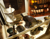 It is the 50-year anniversary of the History of Pharmacy Museum, which opened in 1966. Split between the College of Pharmacy and the Roy P. Drachman Hall, the museum includes original drug containers, books, store fixtures and other artifacts dating back to the 19th century. For more information, call 520-626-1427. (Photo credit: Norma Jean Gargasz/UANews)