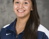 """UA sophomore Selynna Felix-Terrazas recalls her first workout at the UA: """"I was really excited and thinking about how I was starting something completely new and with a new team."""""""