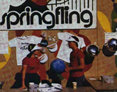 The UA's Spring Fling has grown to become one of the largest student-run carnivals in the United States.