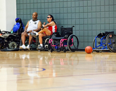 The camp offered the experience of education and recreation on a veteran-friendly campus.