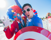 During Homecoming, there is an abundance of Wildcat spirit.
