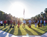 For the past four years at the UA, the Sunrise Ceremony has been an important event for the Native American community.