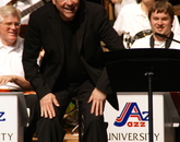 Jeff Haskell, a pianist, arranger and conductor, has dedicated himself to his students.