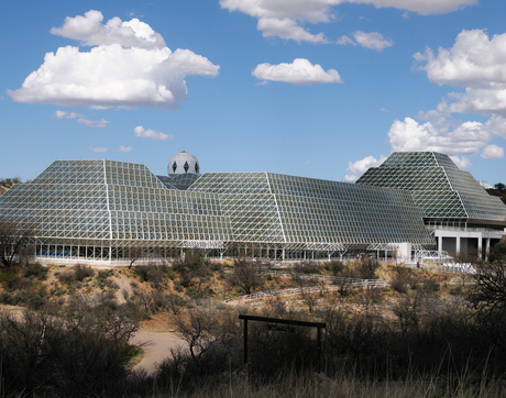The Biosphere 2, located just north of Tucson, offers daily from 9:30 a.m. to 4:00 p.m. Generally, tours department every 30 to 45 minutes.