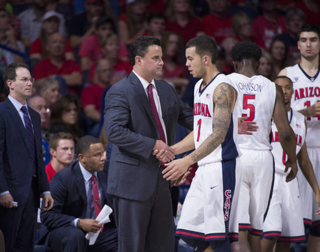 Photo courtesy of Arizona Athletics