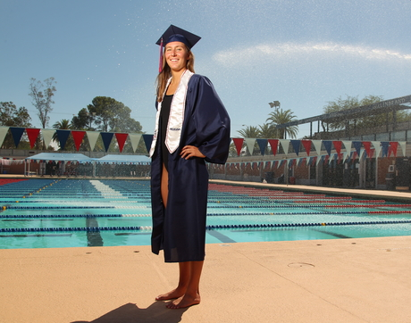 Margo Geer (Photo courtesy of Arizona Athletics)