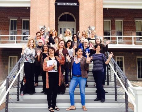 The 2014-2015 Tucson Public Voices Fellows