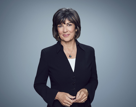 Christiane Amanpour (Courtesy of CNN)
