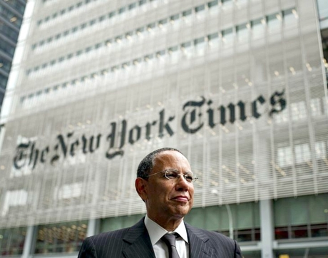 Dean Baquet (New York Times photo)