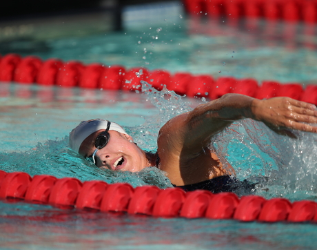 The UA's Bonnie Brandon has qualified for the U.S. Olympic Trials for a third time. She placed in the top five in two events at the 2012 Trials. (Photo: Arizona Athletics)