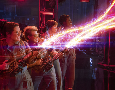 """Depending on its box-office success, 'Ghostbusters' will encourage or discourage future remakes with gender reversals. But this may depend as much upon its toy sales and international success as its appeal to American fans,"" says UA film expert Joshua Gleich. (Photo: Columbia Pictures)"