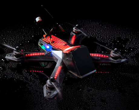 (Photo courtesy of Drone Racing League)