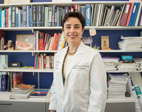 Dr. Amelia Gallitano of the UA College of Medicine – Phoenix