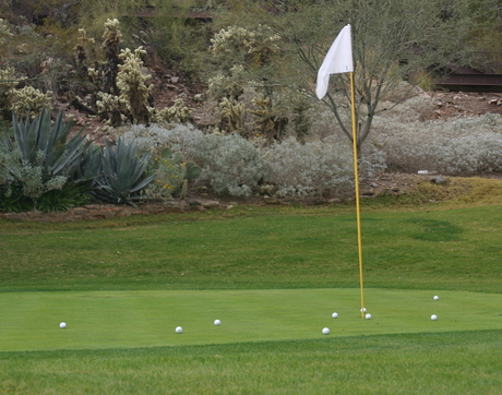 "The golf industry ""uses so little water, but it's perceived as wasting water,"" said Kai Umeda of UA Cooperative Extension. ""People may not understand what the golf course superintendents do — when they are trying to conserve water and use it judiciously."""