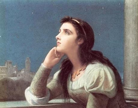 """Philip Hermogenes Calderon's """"Juliet"""""""